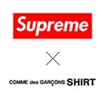 Supreme×COMME des GARCONS SHIRT(シュプリーム×コムデギャルソンシャツ)