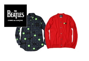 The Beatles COMME des GARCONS(ザビートルズコムデギャルソン)