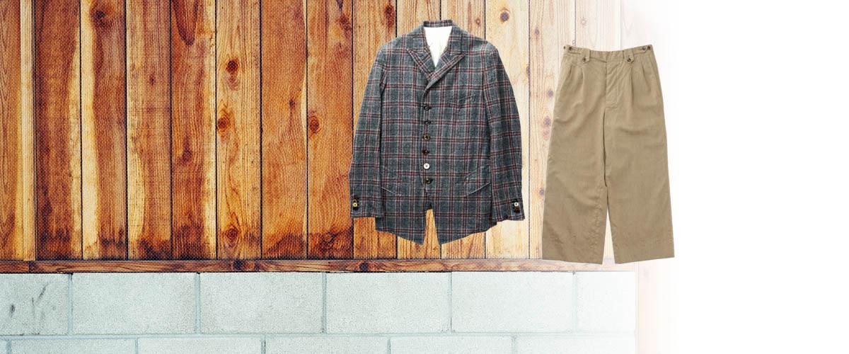 ザ クルーキット テーラー(The crooked tailor)