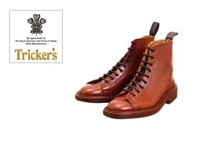 Tricker's(トリッカーズ) ブーツ
