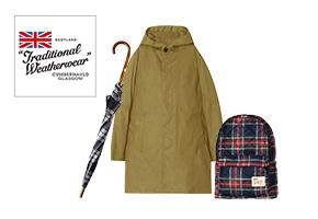 Traditional Weatherwear(トラディショナルウェザーウェア)
