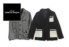 tricot COMME des GARCONS(トリココムデギャルソン)