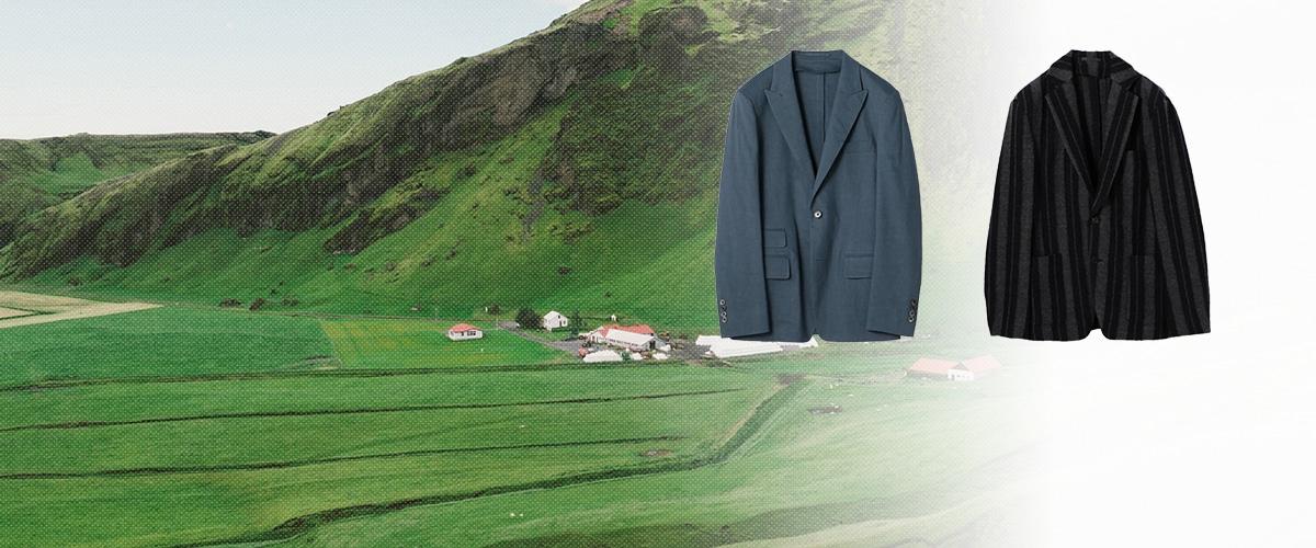 TOMORROWLAND(トゥモローランド) スーツ