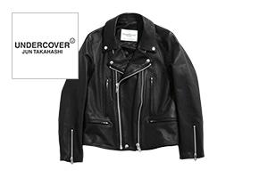 UNDERCOVER(アンダーカバー) ライダースジャケット