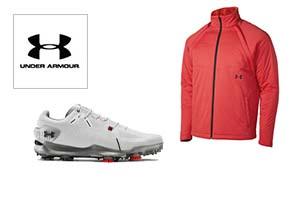 UNDER ARMOUR(アンダーアーマー)ゴルフウェア