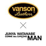 vanson×COMME des GARCONS JUNYA WATANABE MAN(バンソン×コムデギャルソンジュンヤワタナベ マン)