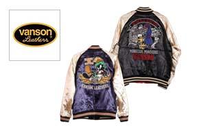 VANSON SOUVENIR JACKET(バンソン) スーベニアジャケット