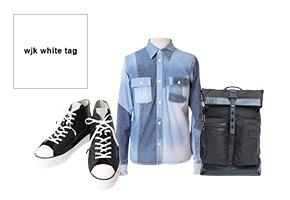 wjk white tag(ダブルジェイケイホワイトタグ)