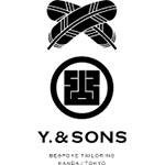 Y.&SONS(ワイ&サンズ)
