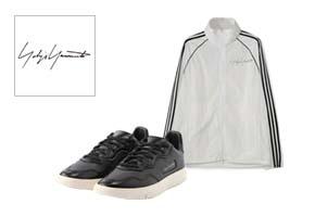 Yohji Yamamoto x adidas(ヨウジヤマモト×アディダス)