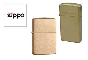 ZIPPO(ジッポー) 真鍮
