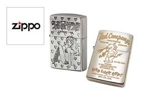 ZIPPO(ジッポー) キャラクターモデル