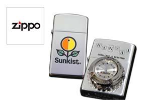 ZIPPO(ジッポー) 企業コラボ