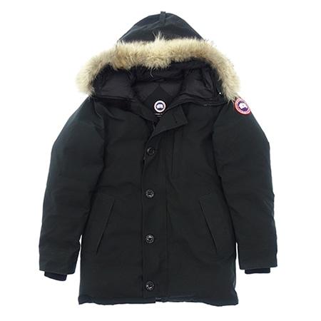 CANADA GOOSE(カナダグース) 3438JM ジャスパー ブラック
