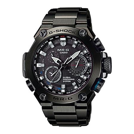 G-SHOCK(Gショック) MR-G チタンブラック GPSハイブリッド電波ソーラー MRG-G1000B-1AJR
