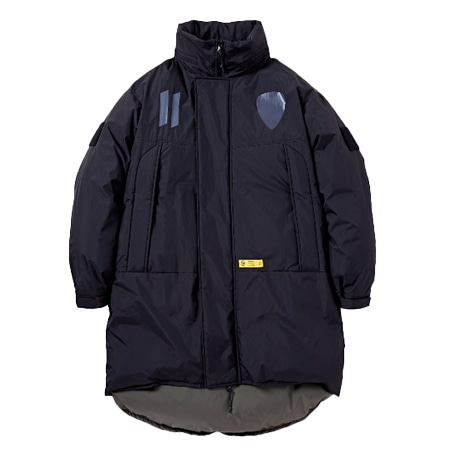 NEIGHBORHOOD(ネイバーフッド) MP / N-COAT 192TSNH-JKM06 BLACK