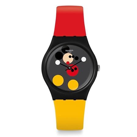 swatch(スウォッチ)×Damien Hirst スポット・ミッキー