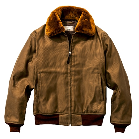The REAL McCOY'S(ザリアルマッコイズ) 2019 F/W U.S.N. COTTON FLIGHT JACKET MJ19111