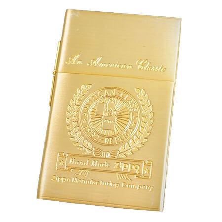 ZIPPO(ジッポー)1932 ファーストレプリカ ゴールド