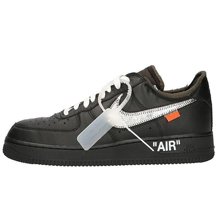 OFF-WHITE(オフホワイト)×NIKE(ナイキ)18SS AIR FORCE 1 07 VIRGIL×MOMA