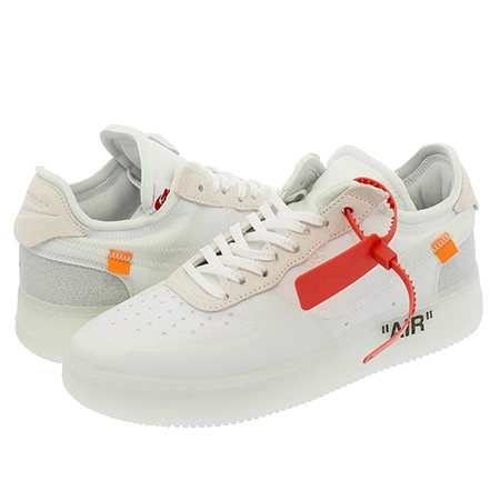 "OFF-WHITE(オフホワイト)×NIKE(ナイキ)17AW AIR FORCE 1 LOW ""THE TEN"""