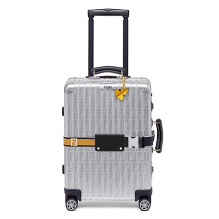 RIMOWA(リモワ)×FENDI(フェンディ)18SS スーツケース イエロー