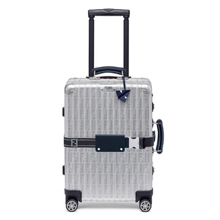 RIMOWA(リモワ)×FENDI(フェンディ)18SS スーツケース ネイビー