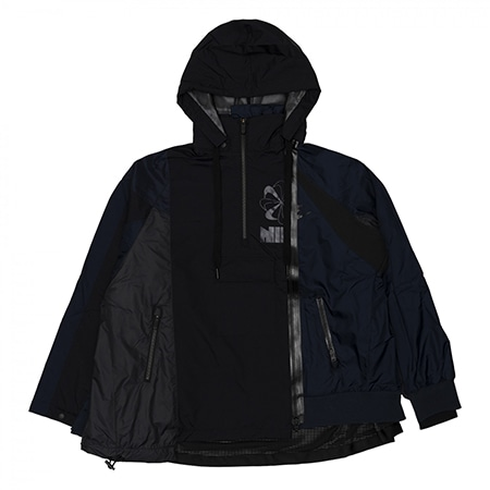 sacai(サカイ)×NIKE(ナイキ)19SS Double Zip Jacket