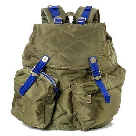 sacai(サカイ)×PORTER(ポーター)18SS Backpack