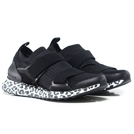 STELLA McCARTNEY(ステラマッカートニー)×adidas(アディダス)18SS Ultra Boost X Black Leopard