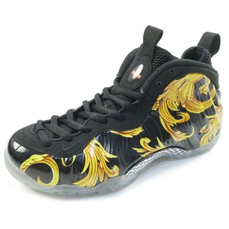 Supreme(シュプリーム)×NIKE(ナイキ)14SS AIR FOAMPOSITE ONE BLACK