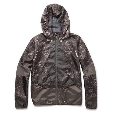 UNDERCOVER(アンダーカバー)×NIKE(ナイキ)12AW GYAKUSOU Leaf Camo Jacket