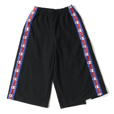 VETEMENTS(ヴェトモン)×Champion(チャンピオン)17SS In Progress Shorts with Tape