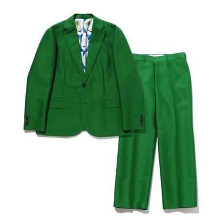 24karats(24カラッツ) ×ROKIT(ロキット) 19AW Suit