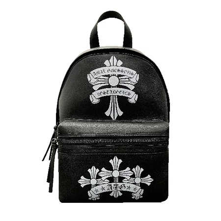 A&G(エーアンドジー) 19AW DOUBLE-BANNER-CROSS BACKPACK