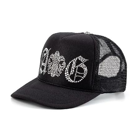 A&G(エーアンドジー) 19AW SWAROVSKI CAP