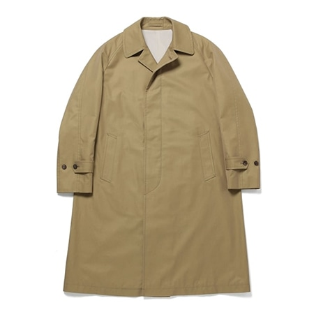"ADAM ET ROPE'(アダムエロペ) ×Scye(サイ) 19AW Scye Clothing for WILD LIFE TAILOR ""UNIFORM""別注 バルマカーンコート"