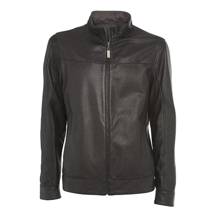a.testoni(アテストーニ) 19AW MEN'S REVERSIBLE JACKET IN LEATHER AND WOOL