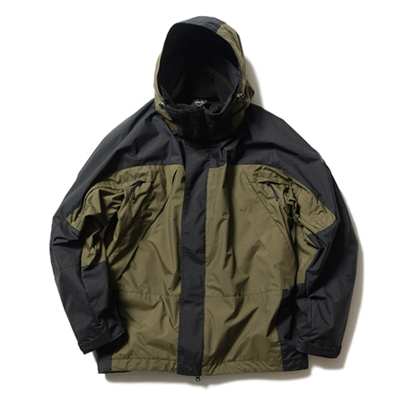 F.C.Real Bristo(エフシーレアルブリストル) 2 IN 1 TOUR JACKET KHAKI
