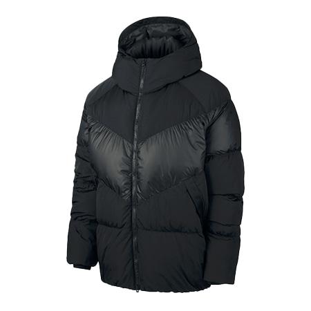 NIKE(ナイキ) ナイキ スポーツウェア メンズ フーデッド ジャケット ブラック/ブラック/ブラック