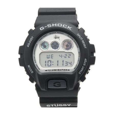 STUSSY(ステューシー)×G-SHOCK(Gショック) 1stモデル DW-6900SS-1EV