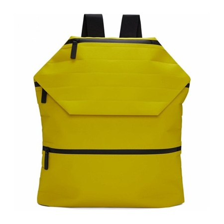 ISSEY MIYAKE(イッセイミヤケ) バックパック yellow galette backpack