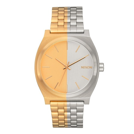NIXON(ニクソン) THE TIME TELLER : GOLD/SPLIT NA0453237-00
