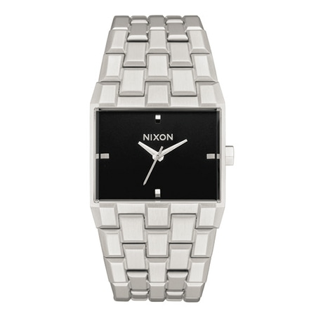 NIXON(ニクソン) THE TICKET II : SILVER/BLACK NA1262625-00