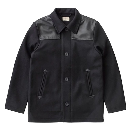 Nudie Jeans(ヌーディージーンズ) 19AW Bertie Donkey Jacket Black