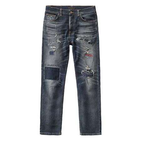 Nudie Jeans(ヌーディージーンズ) 19AW Steady Eddie II Tsuyoshi Replica