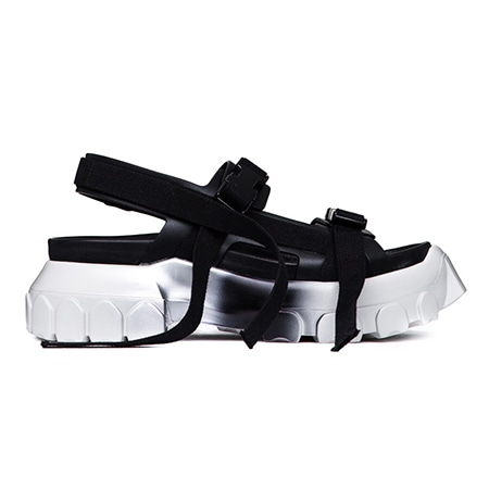Rick Owens(リックオウエンス) 19AW TRACTOR HIKING SANDAL