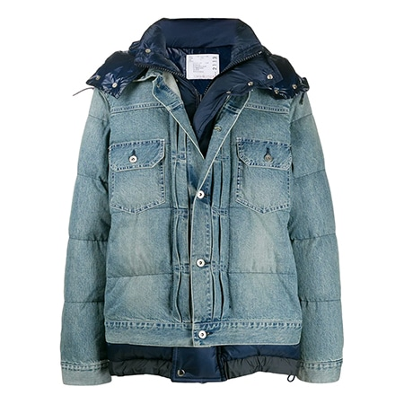 sacai(サカイ) 19AW パデッドジャケット