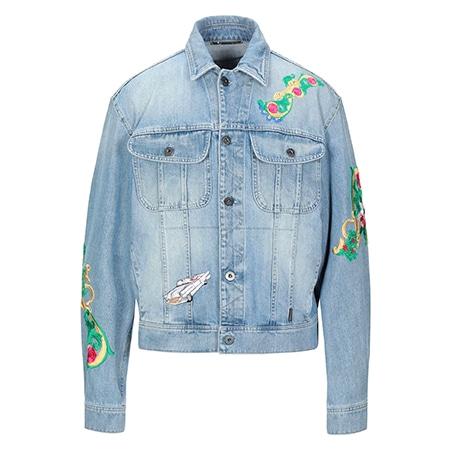 VERSACE(ヴェルサーチェ) 19AW Denim jacket