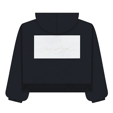 FEAR OF GOD(フィアオブゴッド)×NIKE(ナイキ) 19AW AIR FEAR OF GOD BOMBER HOODIE